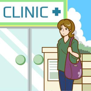 病院に行く目安